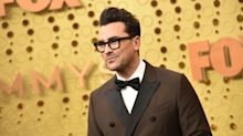 Dan Levy's mom calls out childhood bullies who 'made life miserable' ahead of his 'SNL' hosting gig