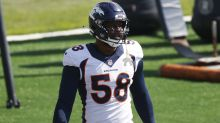Von Miller suffers 'freak' ankle injury reportedly feared to be season-ending