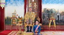Thai King back with official mistress after she was purged for 'disobedience'