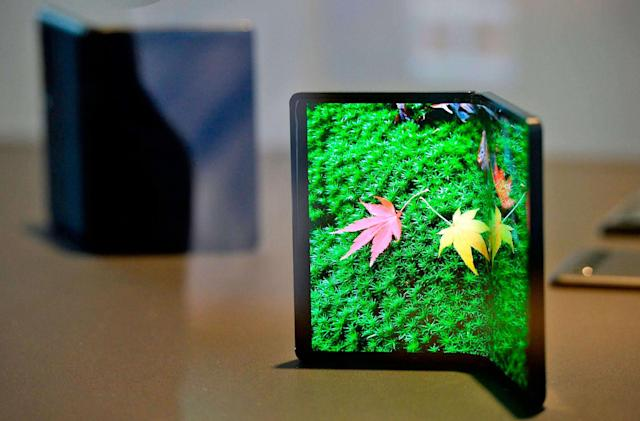 Corning is working on truly foldable Gorilla Glass