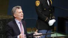 Macri confirma ante la ONU que denunciará a Venezuela ante la CPI