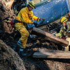 Three still missing in California's deadly mudslides