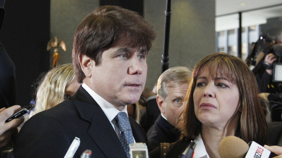 Who's Rod Blagojevich and why did he get a pardon?