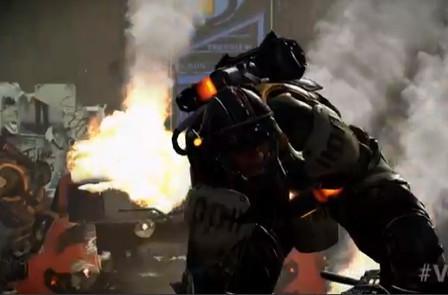 Ogre class of mechs revealed for Titanfall