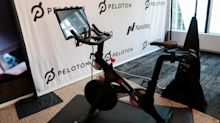 Peloton ridiculed online for holiday TV ad