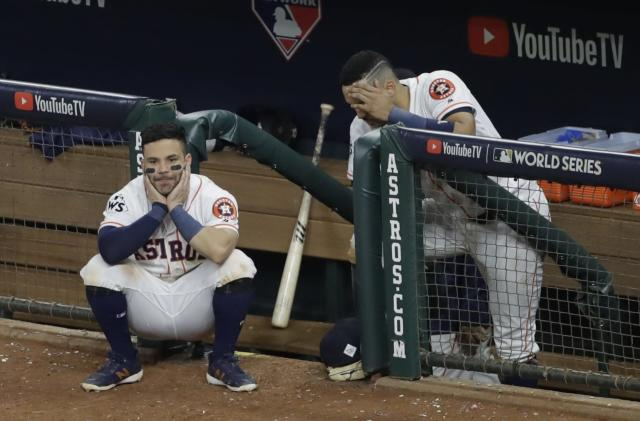 Recommended Reading: The internet sleuths who caught the Astros cheating