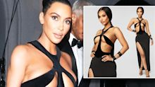 Kim Kardashian criticises fast fashion brands for 'ripping off' her designer wardrobe