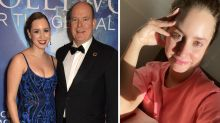 Coronavirus: Prince Albert of Monaco's daughter gives update