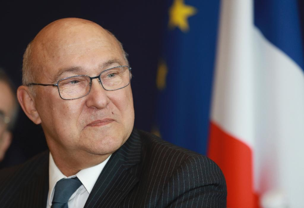 """French Economy Minister Michel Sapin believes the existence of """"free ports"""" are a weak link in countering terrorist financing"""