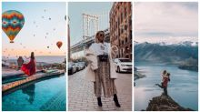 All the travel hotspots Instagram's made famous