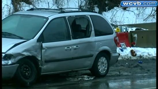 Mother arrested after child, 3, dies in crash
