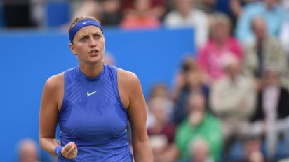 Petra Kvitova qualifies for first final since horrific knife attack
