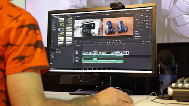 DaVinci Resolve 16.2 can take on Premiere Pro CC