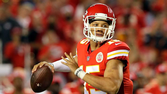 How will Patrick Mahomes peform vs. New England?