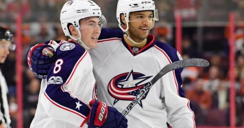 Hockey - NHL - Après Washington, Colombus et Chicago se qualifient pour les play-offs