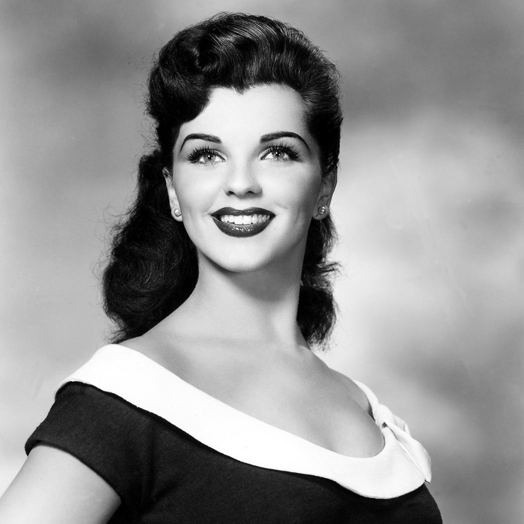Lisa Gaye Actress And Dancer In Rock Around The Clock