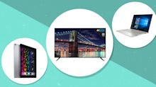 The best Memorial Day tech deals on the internet: 4K TVs, laptops, tablets and more