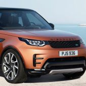 2018 Land Rover Discovery: Here It Is
