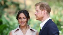 Apparently, Prince Harry and Meghan Markle are 'considering' moving to Canada