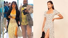 Camila Cabello rocks flirty $380 polka dot dress: Get the look for less