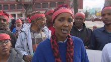 Winnipeg's Somali community holds vigil for Mogadishu bombing victims