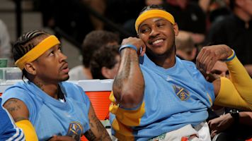 Will it be Vinsanity or A.I. for Carmelo Anthony?