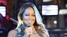 Mariah Carey Bungles Her New Year's Eve Show, Stops Singing