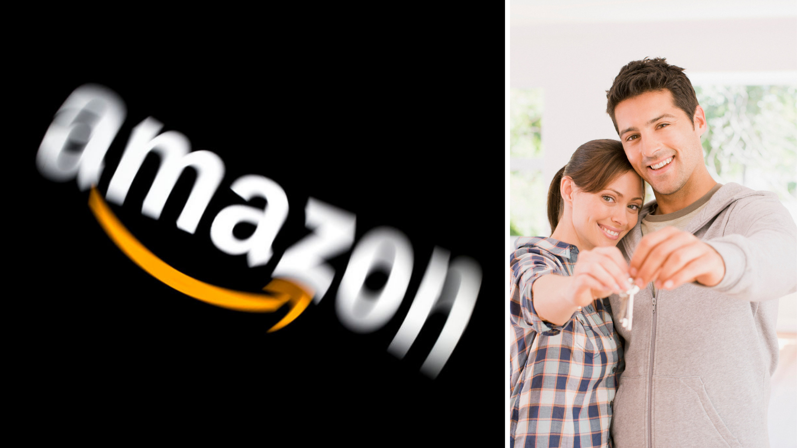 Would you buy a home on Amazon?