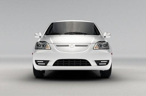 Coda lowers price of electric sedan, sends it into production ahead of 2012 launch