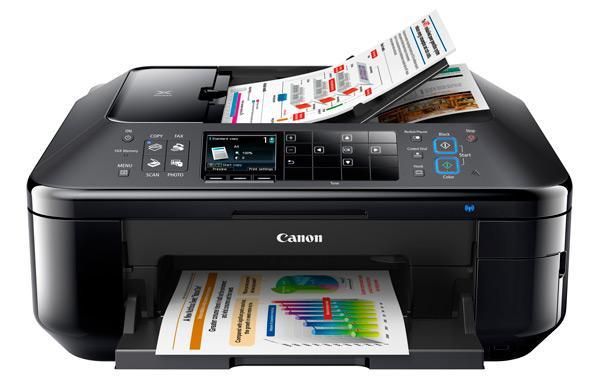 Canon unveils PIXMA MX892 wireless all-in-one, prints from the cloud for $200