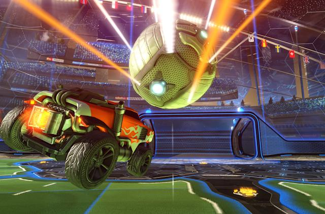 Play 'NBA 2K17' and 'Rocket League' for free on Xbox this weekend