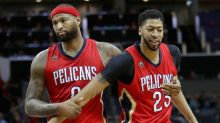 New Orleans wins a big one with Anthony Davis going off, and DeMarcus Cousins on the bench