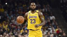 LeBron James says he'll go with his own name on jersey instead of NBA's social justice slogans