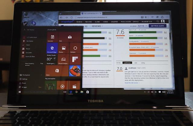 Here's what our readers think of Windows 10