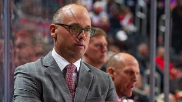 Hot dog! Wings coach's appetite leads to success