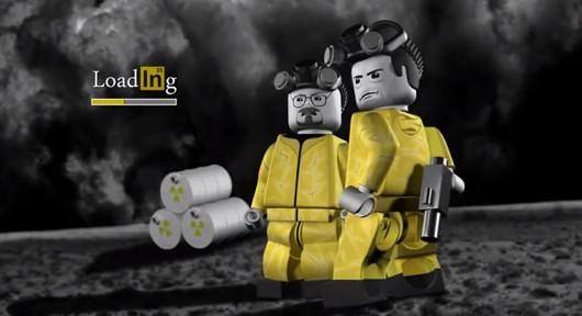 Lego Breaking Bad is surprisingly safe for work