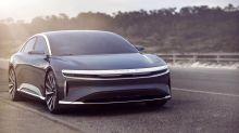 Lucid Motors Says It Breaks 500-Mile EV Battery Range