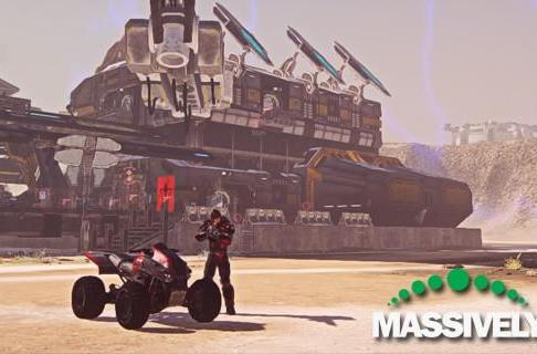 Massively Exclusive: Matt Higby reveals account-wide SC unlocks coming to PlanetSide 2