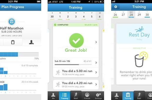 RunKeeper for iOS now motivates you with real-world training programs