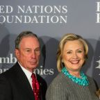 Michael Bloomberg said to be considering Hillary Clinton as possible vice-president