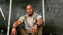 The Rock's new movie Rampage looks like it could be his craziest yet