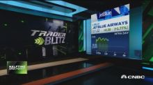 The day's biggest movers in the trader blitz, including JetBlue, Tesla & more