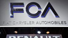 Fiat Chrysler will mit Renault weltweiten Autoriesen bilden