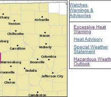 'Dangerously hot conditions': Kansas City metro remains under excessive heat warning