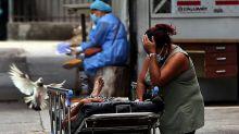 Coronavirus en Honduras: las imágenes que muestran la saturación de hospitales en el país por el covid-19