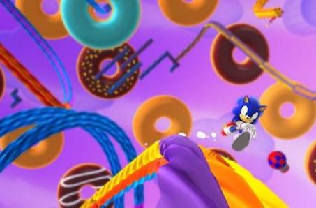Sonic: Lost World shipped 640,000 copies last year