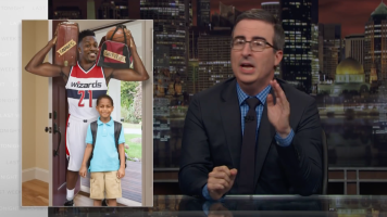Even John Oliver is using Dwight as a punchline