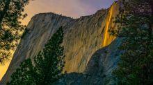 Yosemite Firefall phenomenon is 'treacherous and unsafe' this year