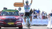 Tour de France - Tour de France : Alexey Lutsenko remporte la 6e étape, Adam Yates toujours en jaune