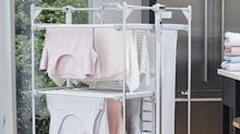 If you buy one thing this winter, it should probably be a heated clothes airer